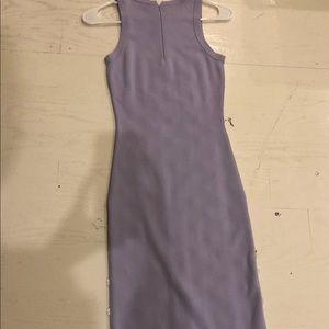 Michael Kors Dresses - MK lavender dress with flowers